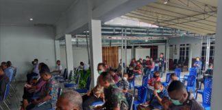 Rapat Terbatas Bersama Wakil Bupati Lembata anan Virus Corona Covid-19